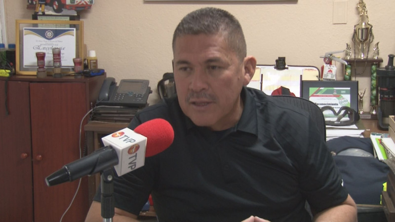Se recuperan bomberos de Culiacán que sufrieron aparatoso accidente