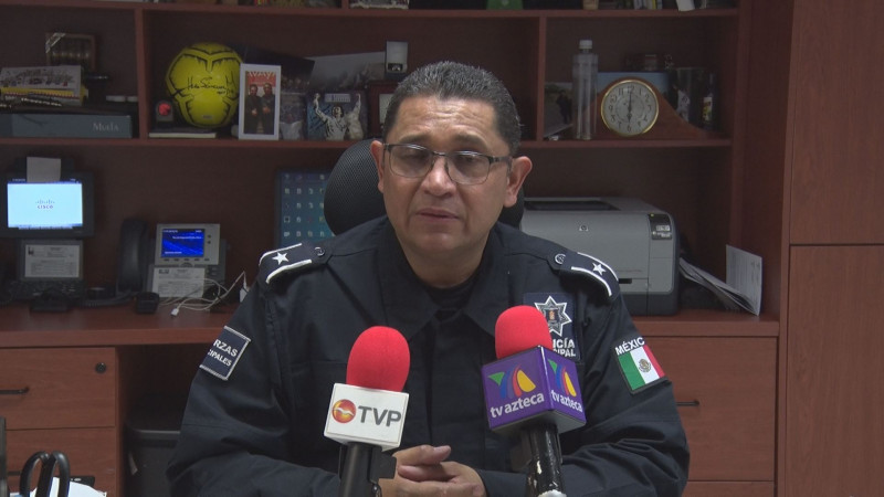 Durante operativo anti pirotecnia van 15 detenidos en Culiacán