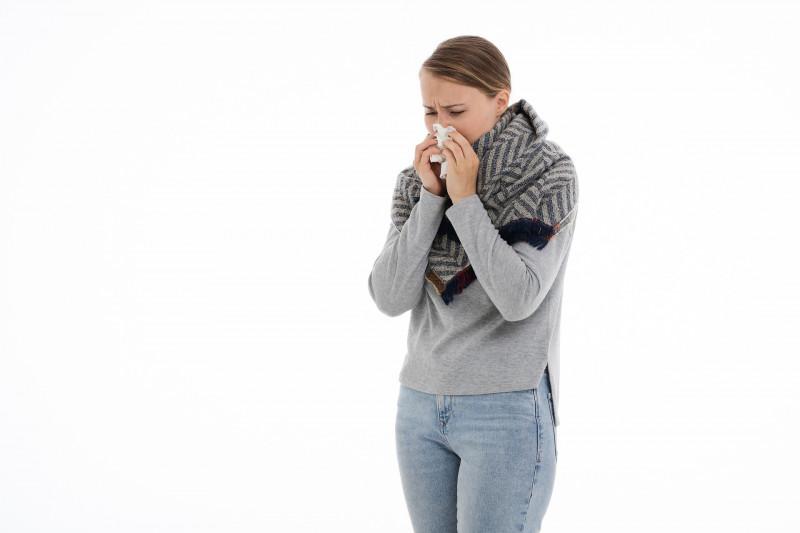 Aumento en las infecciones de las vías respiratorias