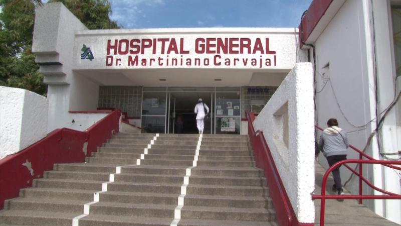 Bajo el índice de atenciones urgentes en hospital general