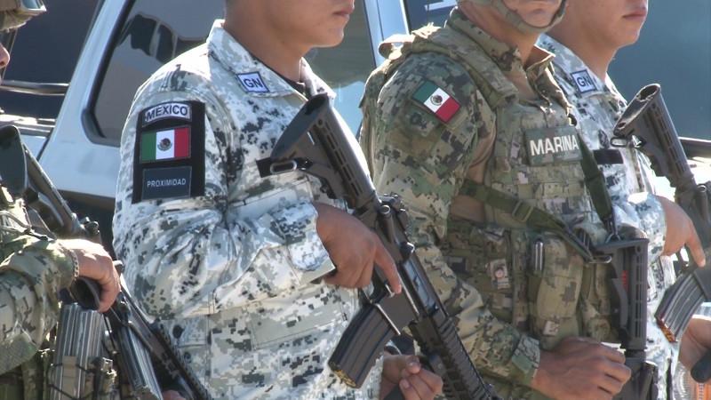 Se enlistan 830 en la Guardia Nacional