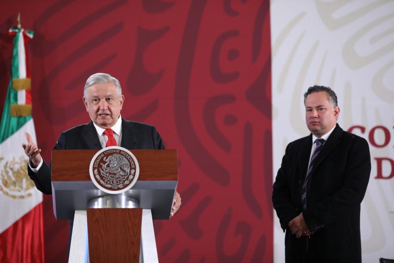 García Luna vinculado a cártel de Sinaloa recibió dinero del Gobierno capitalino