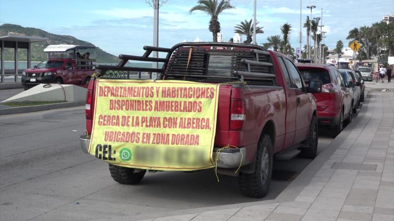 Ofertan alojamiento sobre ruedas en Mazatlán