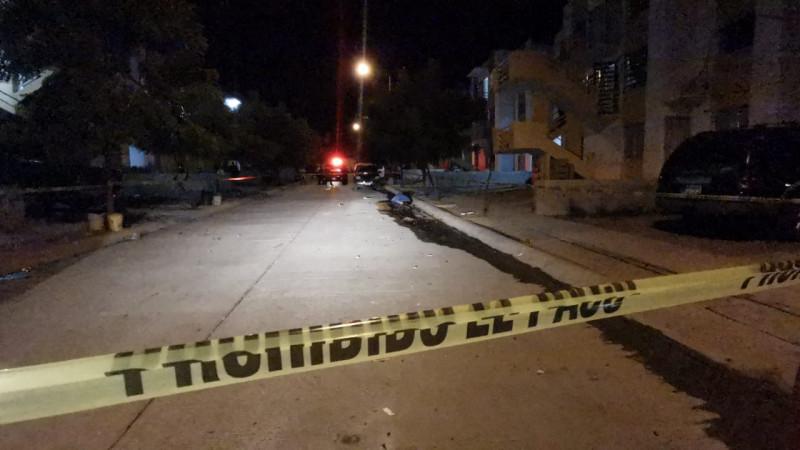 Asesinan a balazos a joven en Alturas del Sur