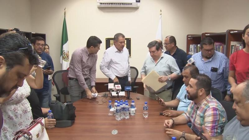 Alcaldes de Mazatlán y Culiacán tienen plazo al 6 de enero para notificar recomendación