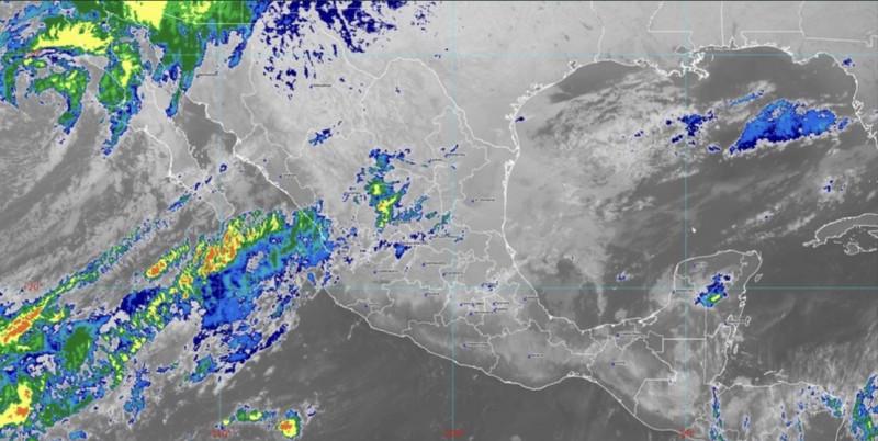 PC pronostica lluvias fuertes hoy para Sinaloa