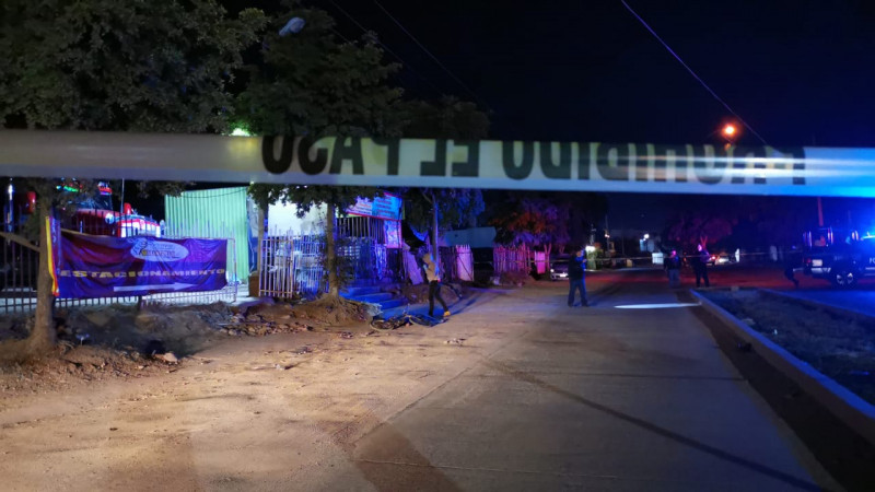 Asesinan a balazos a hombre en el Fraccionamiento Providencia