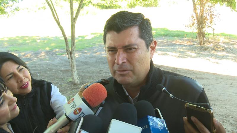 Habrá enroques en diferentes áreas del municipio: Alcalde