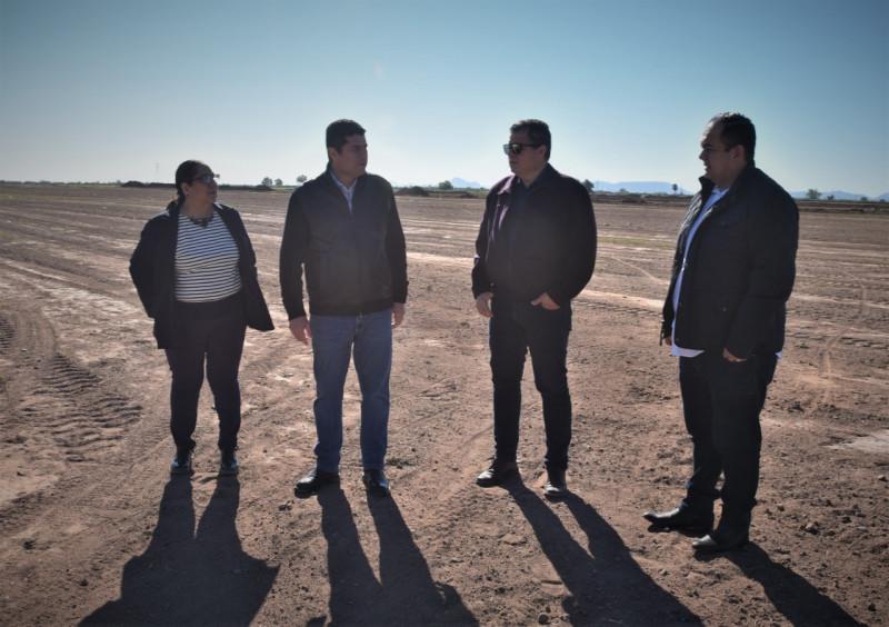 """Analizan propuesta de terreno para """"La nueva escuela Mexicana"""""""