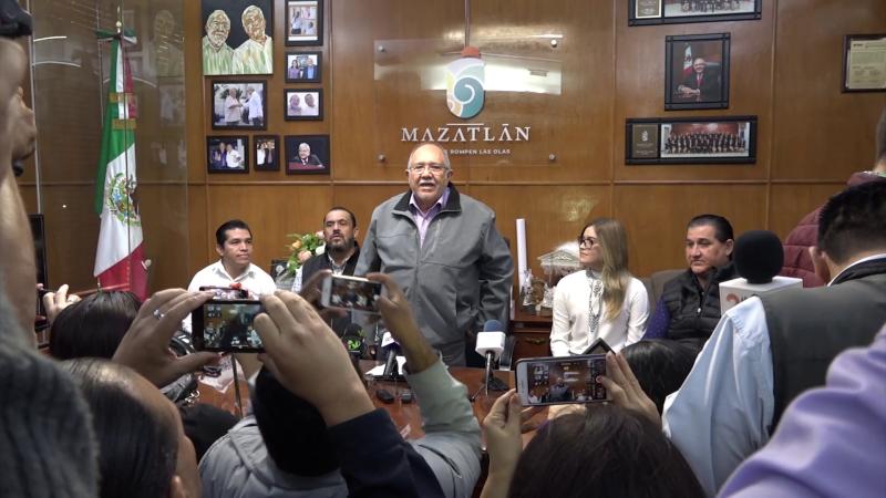 Cambios en el gabinete del Químico Luis Guillermo Benitez Torres