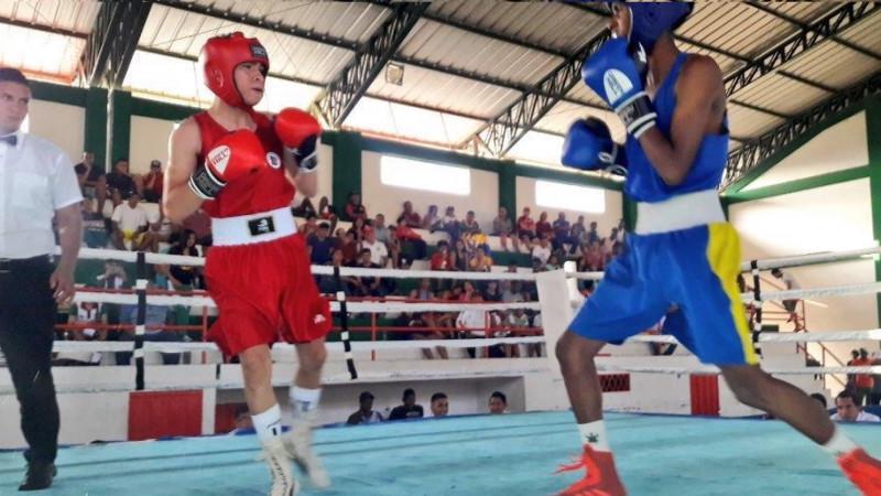 Boxeador mochitense brilla en pugilismo juvenil