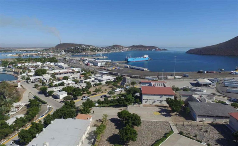 El 11 de Enero llega el primer crucero a Topolobampo