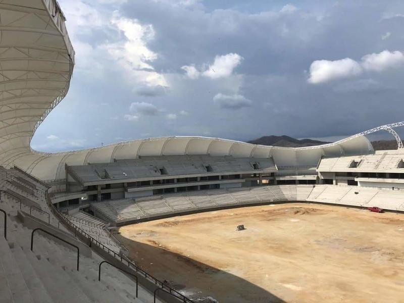 Estrenará Mazatlán estadio de fútbol en verano