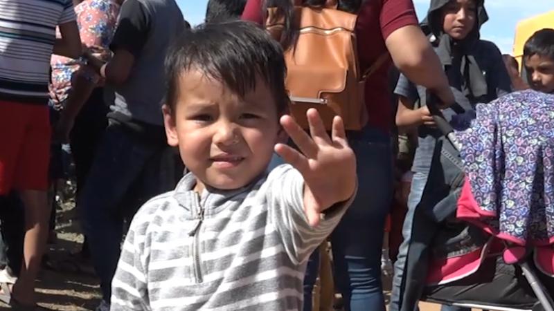 """""""Regalo de Alegría"""" rompe récord al hacer feliz a 650 niños de escasos recursos"""