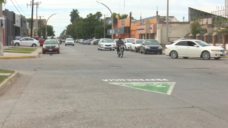 Falta educación vial para respetar espacios a ciclistas