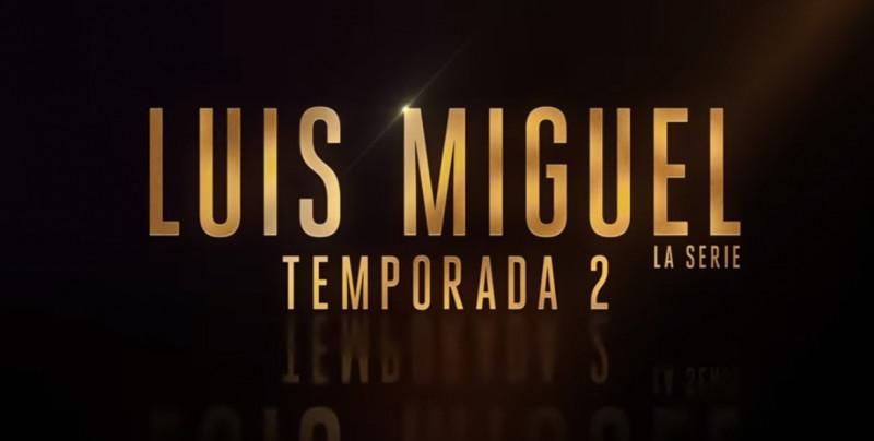 """VIDEO: Netflix lanza el tráiler de la segunda temporada de """"Luis Miguel, la serie"""""""