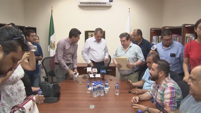 La CEDH no ha recibido notificación de los alcaldes de Culiacán y Mazatlán sobre la recomendación