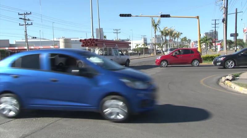 Este miércoles la prueba de fuego en tráfico para Mazatlán
