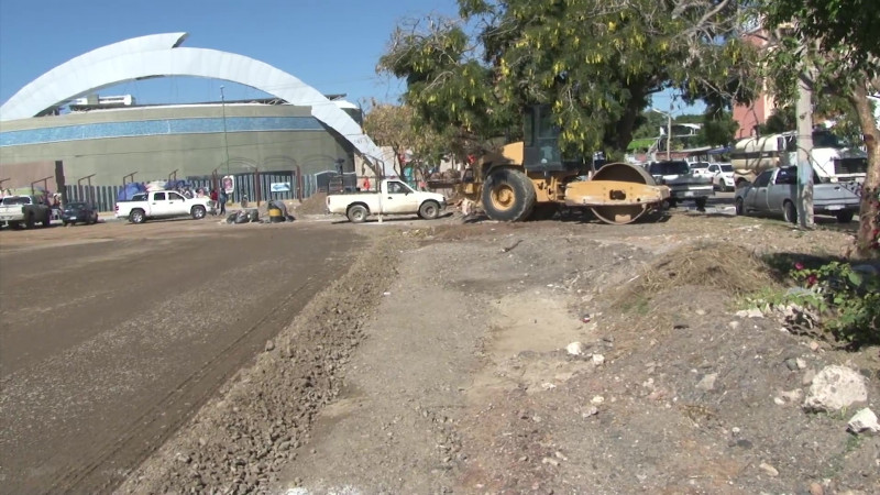 Levantan estacionamiento para Nuevo Acuario de Mazatlán