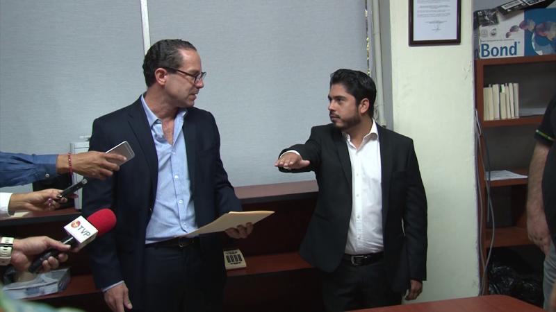 Christopher Gutiérrez es el nuevo recaudador de rentas en Mazatlán
