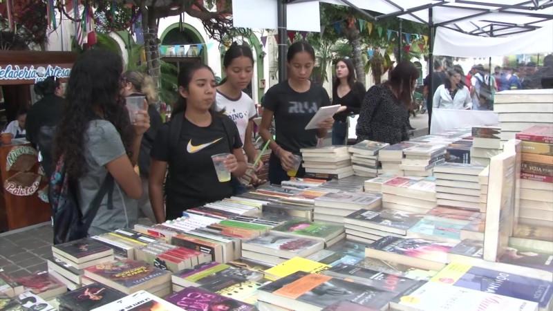 Arranca el Festival del Libro 2020 de Mazatlán