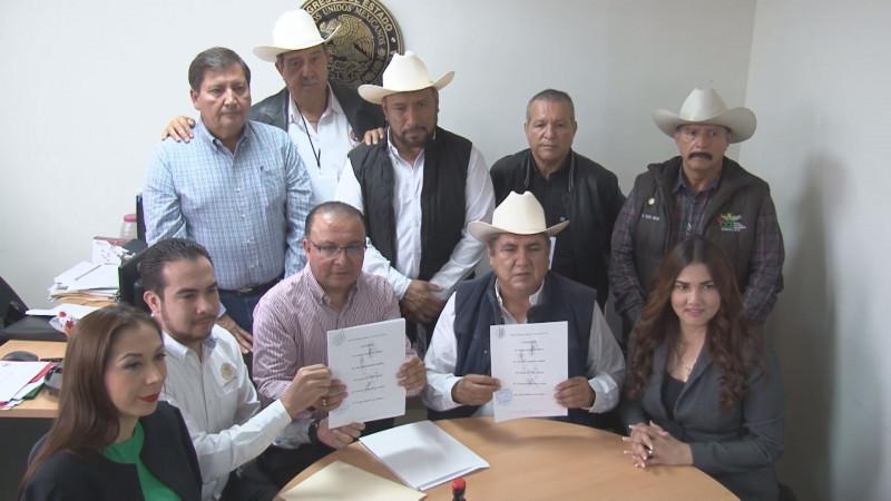 Presentan Diputado del PRI , iniciativa para sancionar a los acopiadores que cometan abusos contra productores de granos