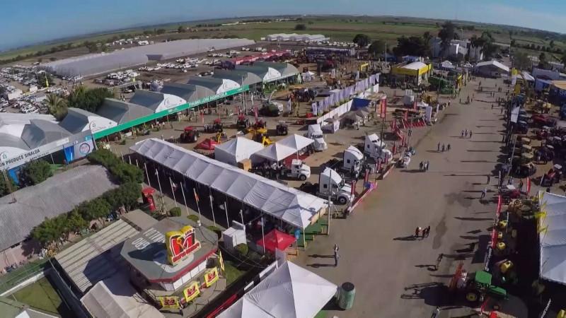 Todo listo para el evento de la ExpoAgro Sinaloa 2020