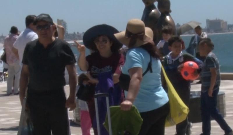 Incrementa 19 por ciento la llegada de turismo a Sinaloa