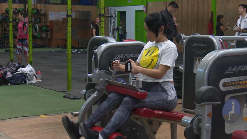 Se registra aumento de personas que acuden al gimnasio