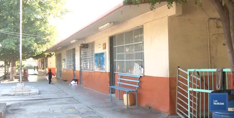 Desde el miércoles un policía de seguridad pública vigila el Centro Escolar Cajeme que registró su primer hurto del 2020