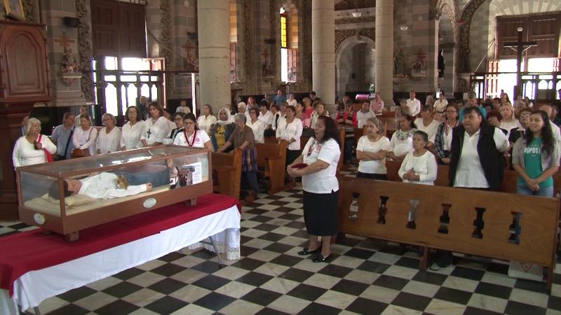 "Llegan a Mazatlán reliquias de San José Sánchez ""Joselito"""