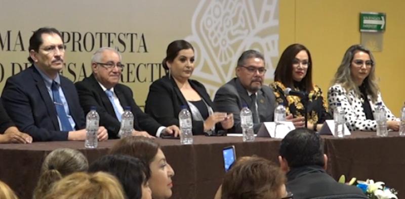 Rinde protesta nuevo Consejo Directivo de Colegio de Contadores Públicos en Mazatlán
