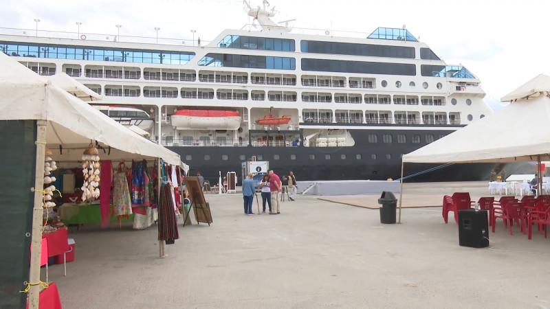 Este sábado llega el primer crucero del año a Topolobampo