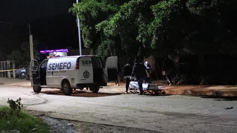 Asesinan a balazos a joven en la ampliación el barrio