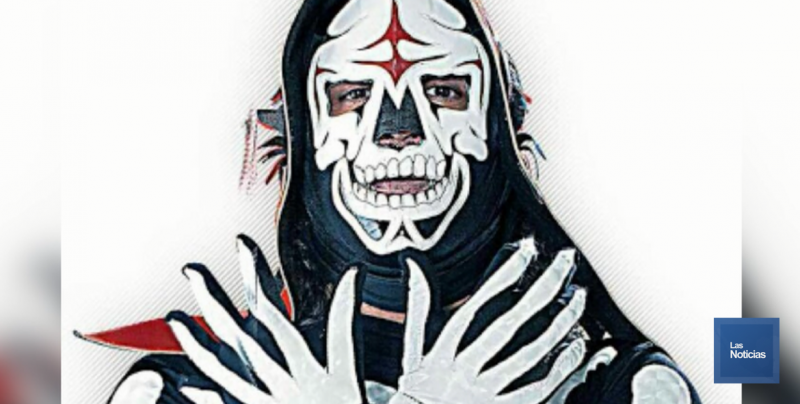 La empresa de lucha libre AAA reveló la causa de muerte del luchador mexicano La Parka.