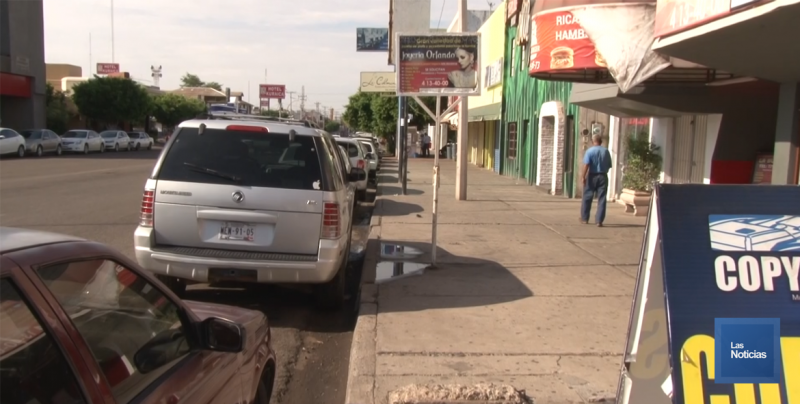 Invitan a comerciantes a que renueven sus estacionamientos exclusivos