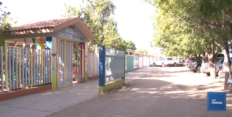 Amantes de lo ajeno dejan sin agua el Jardín de Niños Hermenegildo Galeana