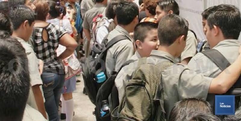 """También se requiere revisión de mochilas en """"Operación Casa'': David Anaya"""