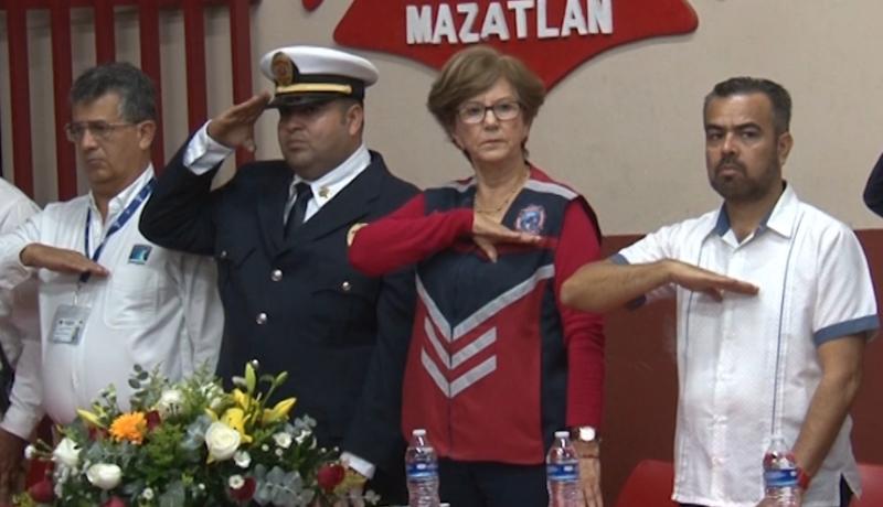 Bomberos Voluntarios de Mazatlán celebra 78 aniversario
