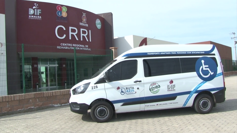 Amplian cobertura de servicio con nuevas ambulancias en el CRRI