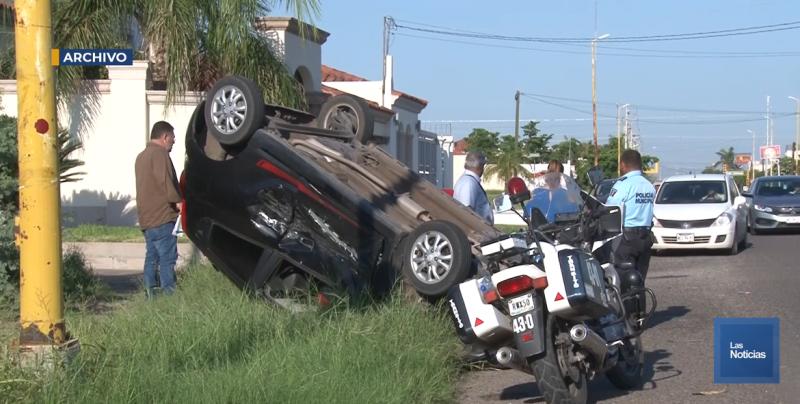 José Luis Osegueda Osequeda informó que el 2019 cerró con 166 choques, 8 volcamientos y 45 personas atropelladas