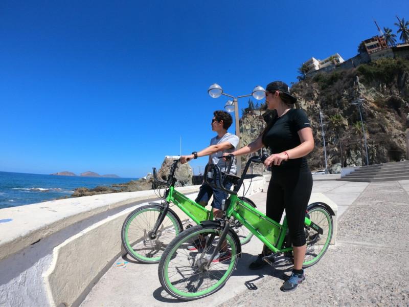 "Se consolida sistema de bicicleta pública ""Muévete Chilo Sinaloa"""