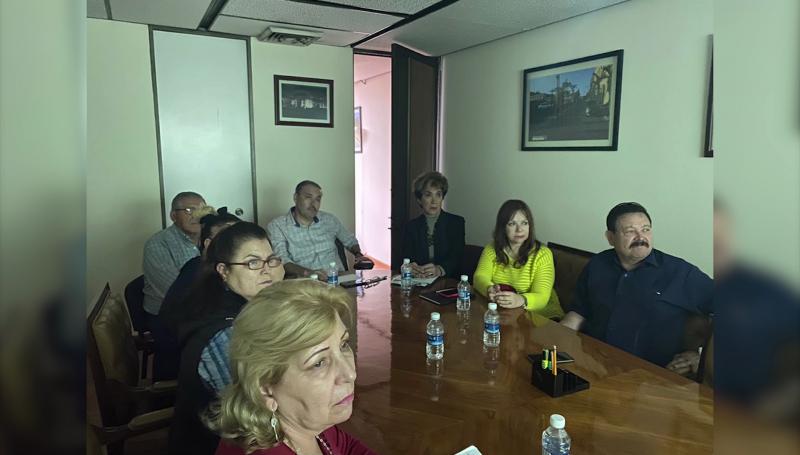 Aseguran comerciantes que se modificará la modernización de la Av. Rafael Buelna