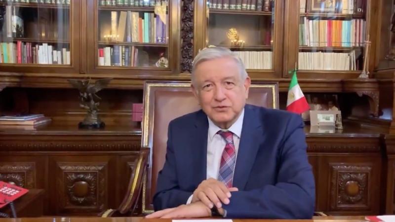 Aprobación de T-MEC genera confiaza en México AMLO