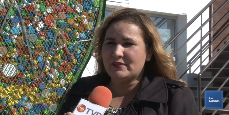 La operación mensual del comedor Sulam que opera la organización que dirige cuesta alrededor de 25 mil pesos: Érika Ayón Tolano