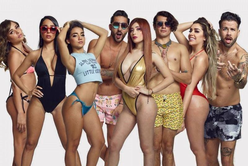 Acapulco Shore graba su 7ma temporada en Mazatlán