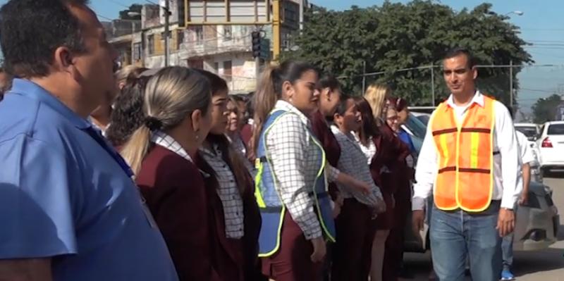 Realizan con éxito primer Macrosimulacro Nacional en Mazatlán