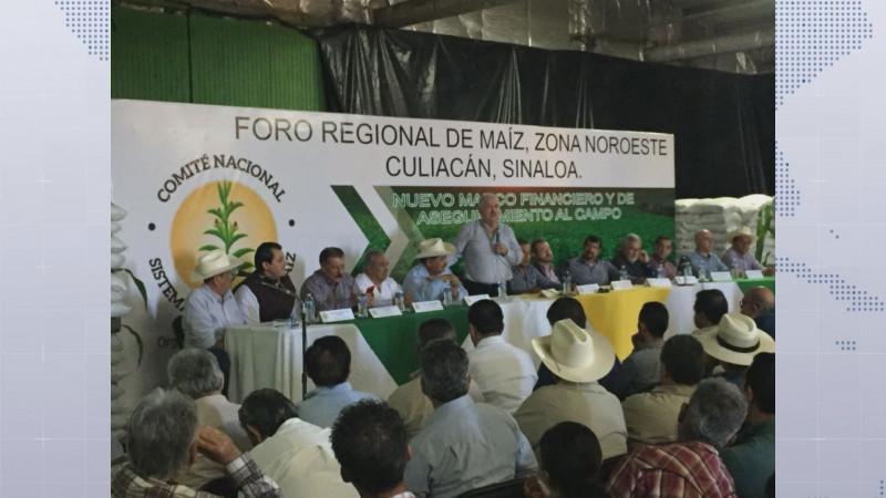 No hubo respuesta a las demandas de los productores en la visita de funcionarios de FND y Agroasemex