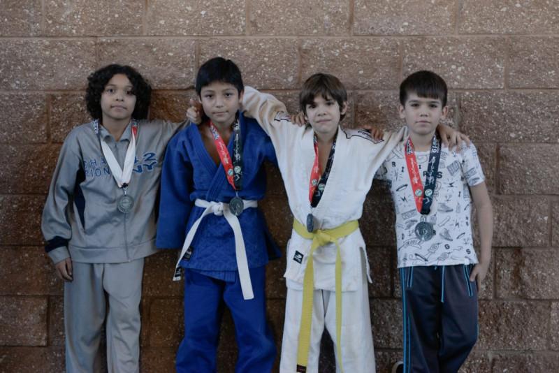 Culiacán domina Estatal de Judo rumbo a los Juegos CONADE 2020