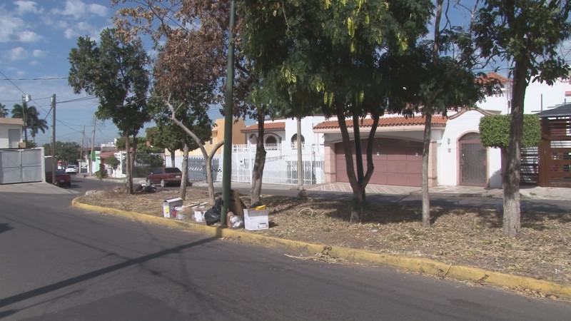 En Cañadas se regulariza el servicio de recolección de basura